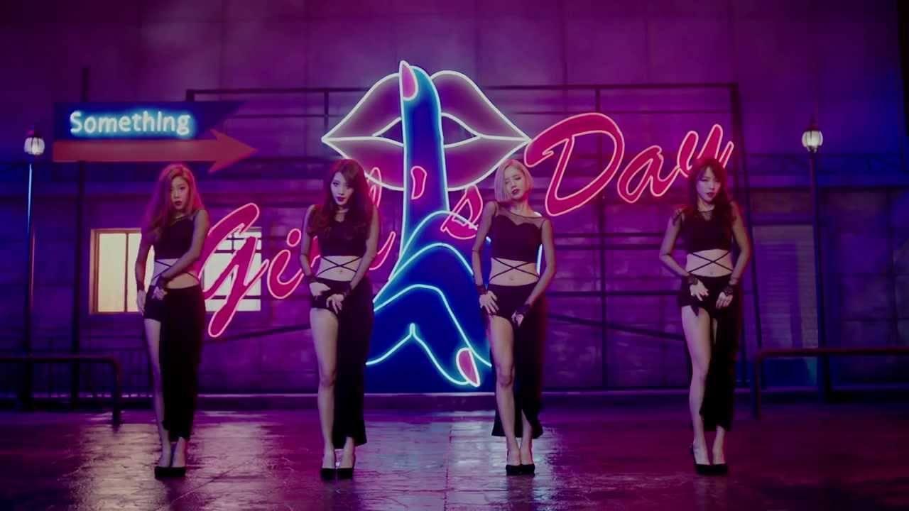 "Girl's Day's ""Something"" MV"