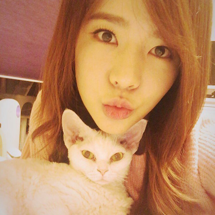 Photo: Sunny's Instagram