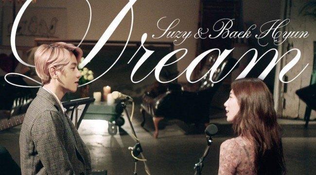 "Suzy and Baekhyun - ""Dream"" - SMTOWN's Official Facebook"