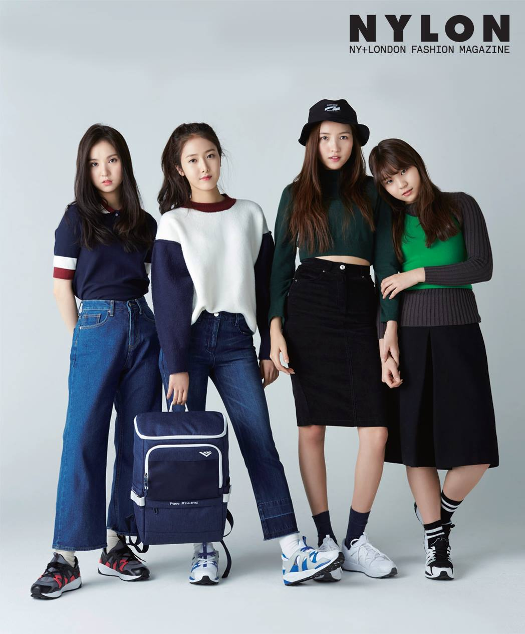 Image: Nylon Korea's Facebook