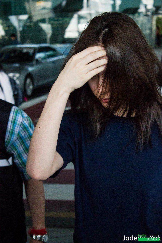 Krystal - short hair - Instiz - http://www.instiz.net/pt/3498108&green=1&page=1&grnpage=3&greenset=