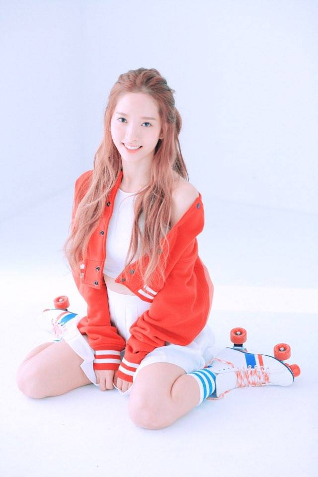 Image: Cosmic Girls' Bona / Starship Entertainment