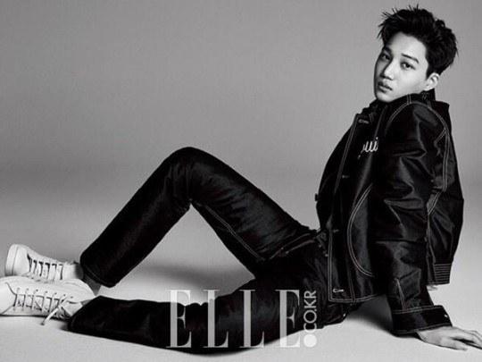 Image: ELLE Korea