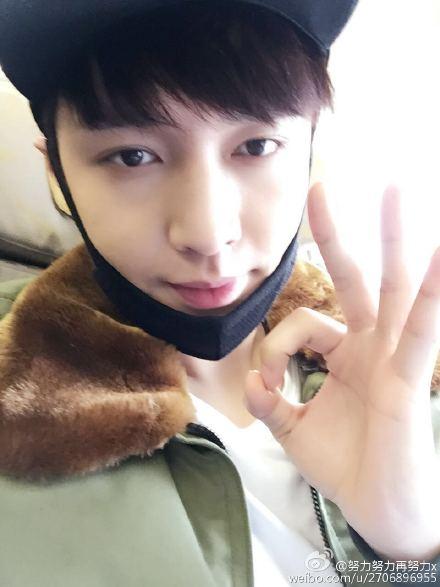 Image: Lay's Weibo