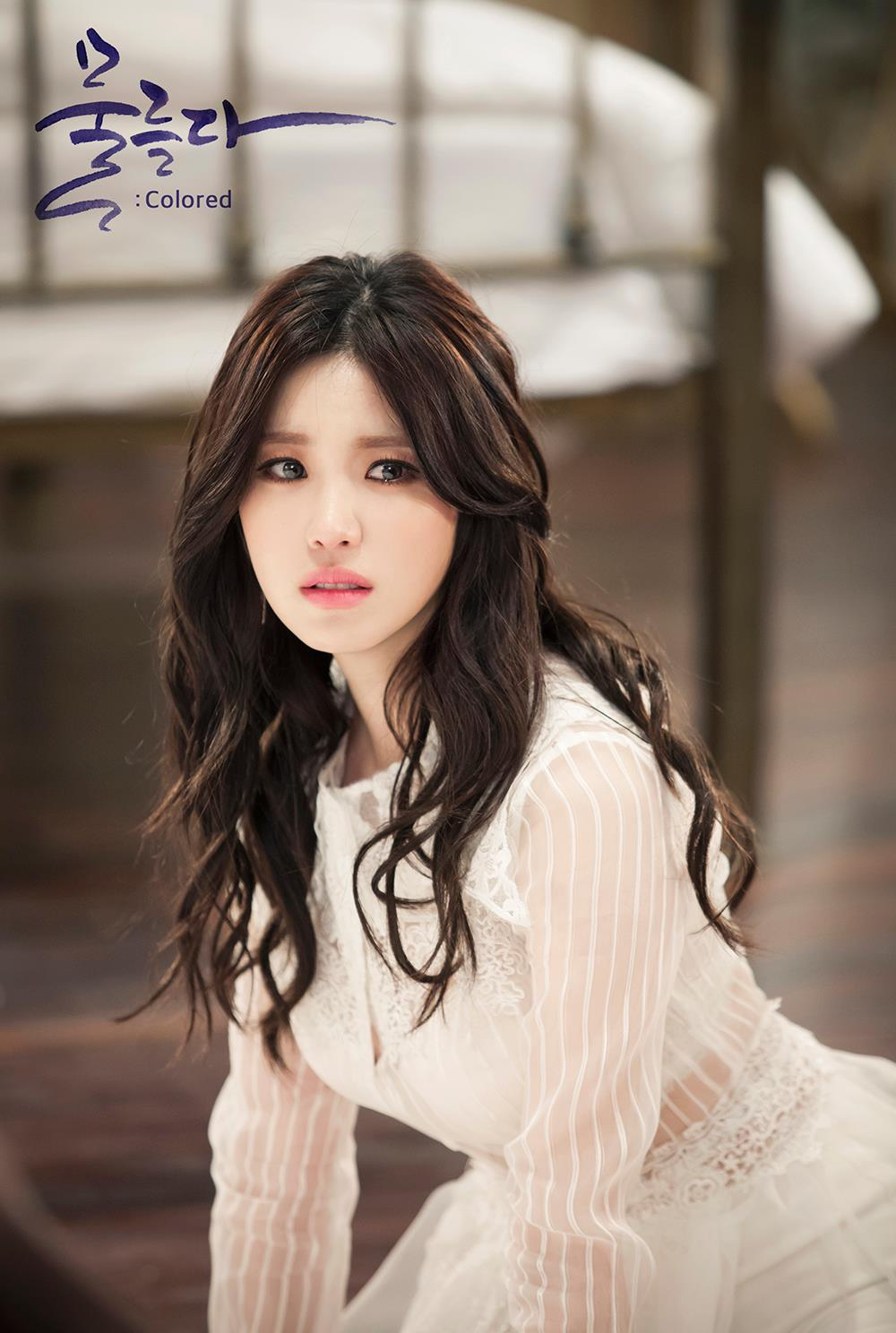 Image: SECRET Hyosung Colored EP / TS Entertainment