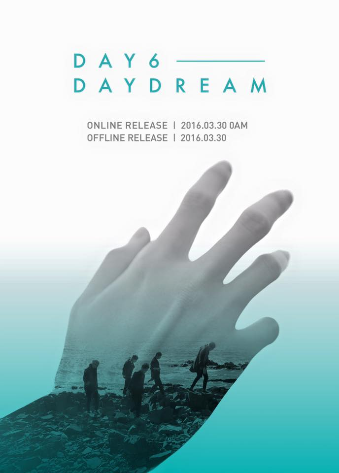 Image: DAY6 DAYDREAM / JYP Entertainment