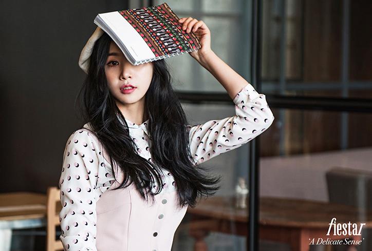 Image: FIESTAR's Cao Lu / Naver Music / Collabodadi