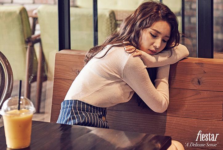 Image: FIESTAR's Hyemi / Naver Music / Collabodadi