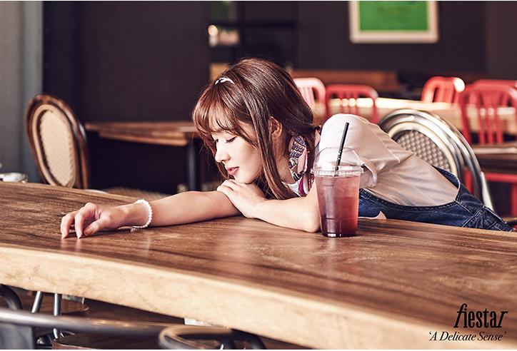 Image: FIESTAR's Linzy / Naver Music / Collabodadi