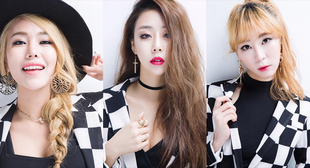 Lipservice formally introduces its third member, CinD ...