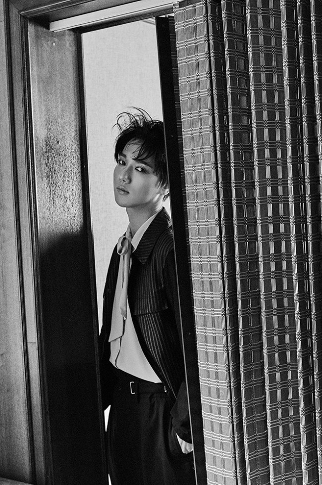 """Image: Super Junior Yesung """"Here I Am"""" EP / SM Entertainment"""