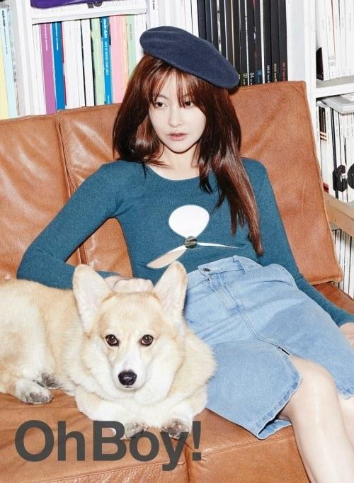 1 oh yeon seo