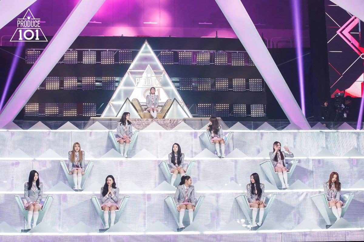 "Image: ""Produce 101"" Top 11 ""I.O.I"" / Mnet"