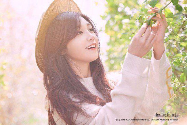 Image: Apink Jung Eunji / Plan A Entertainment