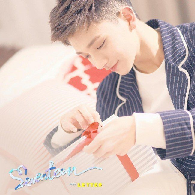 "Image: SEVENTEEN Joshua ""LOVE&LETTER"" / Pledis Entertainment"