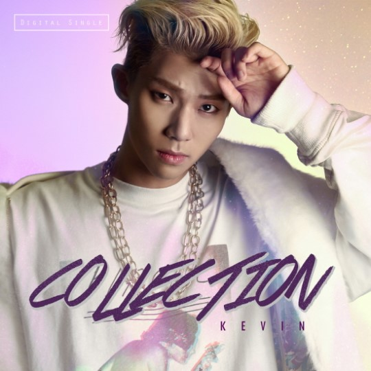 """Image: ZE:A Kevin """"Collection"""" / Star Empire"""