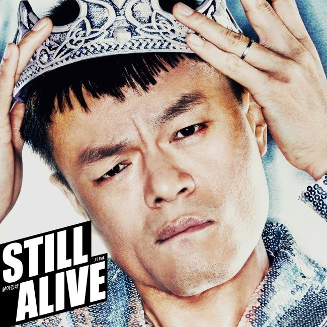 "Image: J.Y. Park ""Still Alive"" / JYP Entertainment"