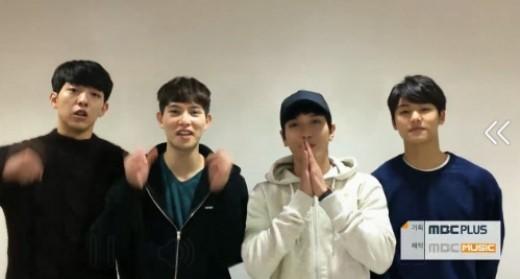 "CNBLUE ""Show Champion"" #1"