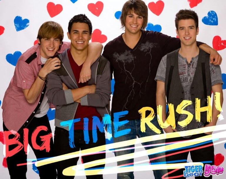 3 big time rush