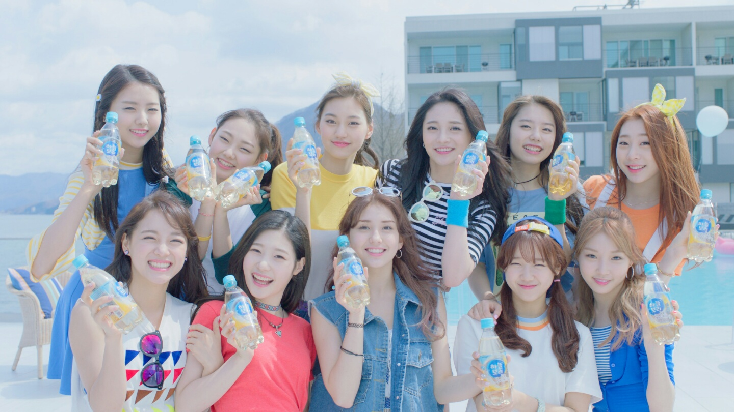 IOI was the best thing that happened to KPOP this year. - Random ...