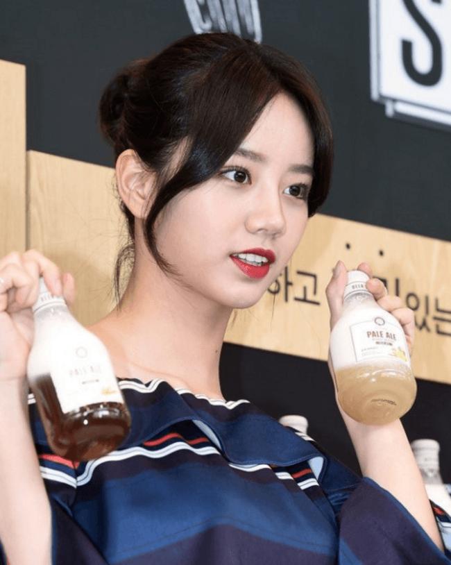 Hyeri Girls Girls Day Translate — BCMA