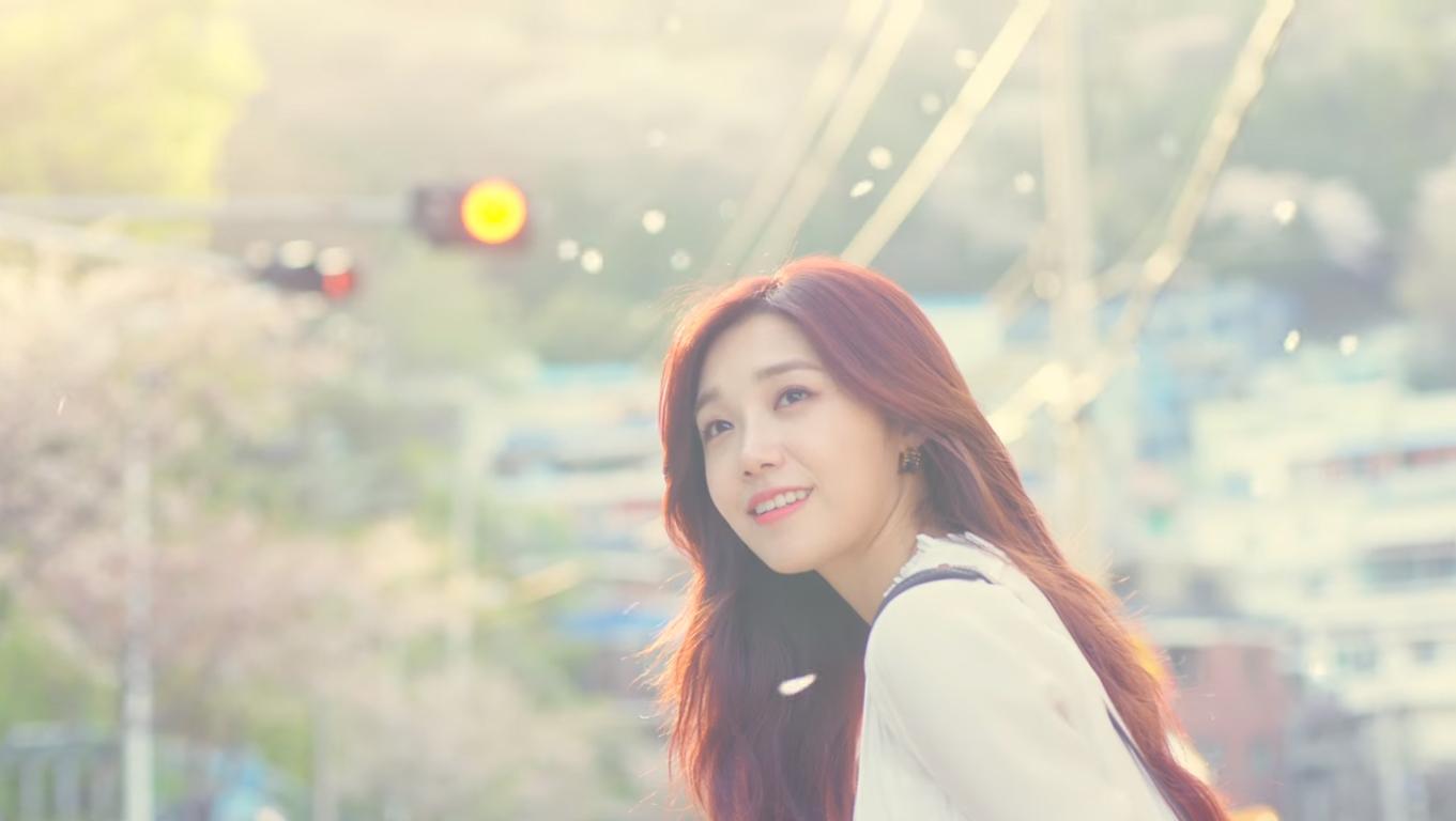 """Apink Jung Eunji """"Hopefully Sky"""" MV"""