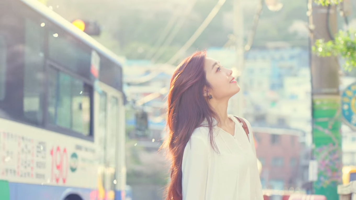 "Apink Jung Eunji ""Hopefully Sky"" MV"