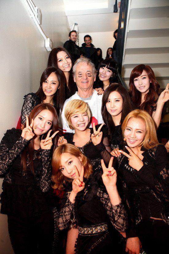 Girls Generation Pose