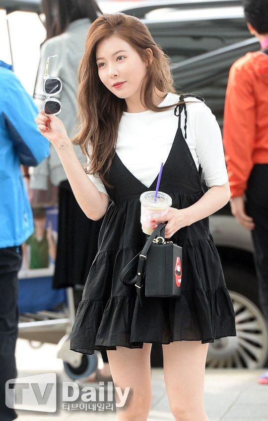Recent photo of Hyuna draws mixed reactions - Koreaboo