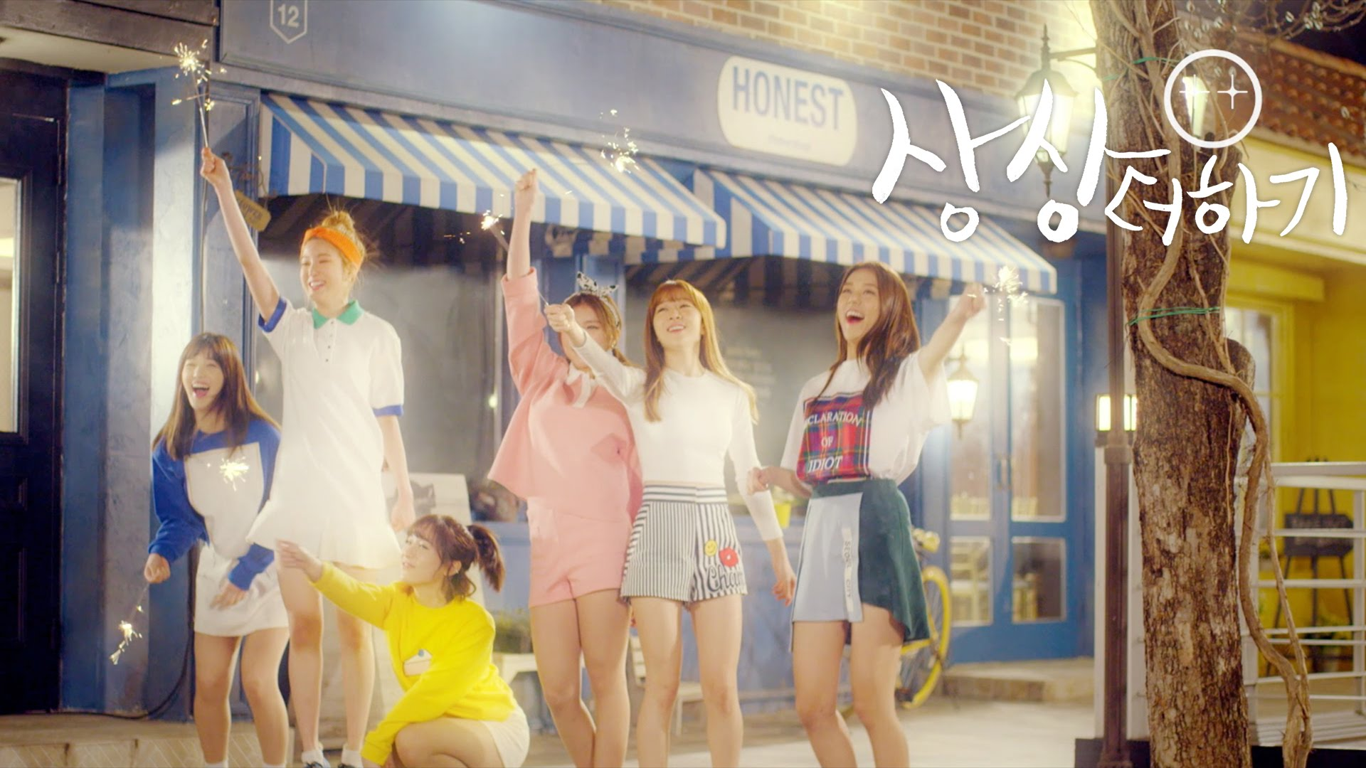 "Image: LABOUM ""Fresh Adventure"" MV / LABOUM's YouTube"