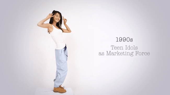"""Image capture from """"50 Years of K-pop Idol w/ Hyoni Kang"""" / YGK+ YouTube"""