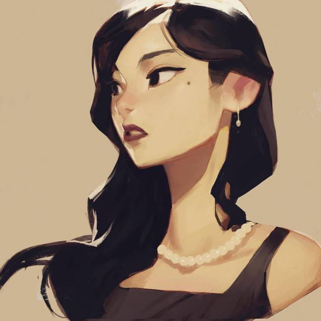 TWICE Tzuyu / Drawing by Samuelyounart@Tumblr