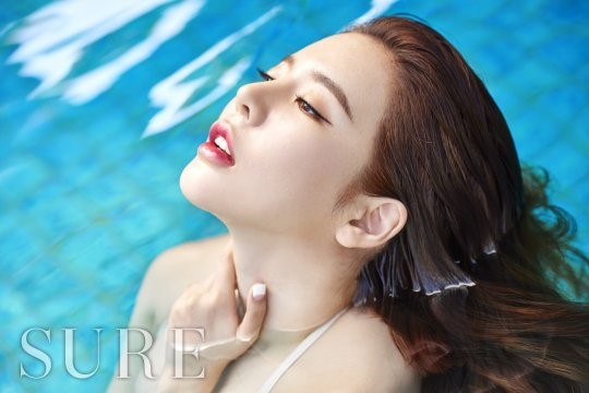 """Image: Girls' Generation Sunny for """"SURE"""" May 2016 (B-Cut)"""