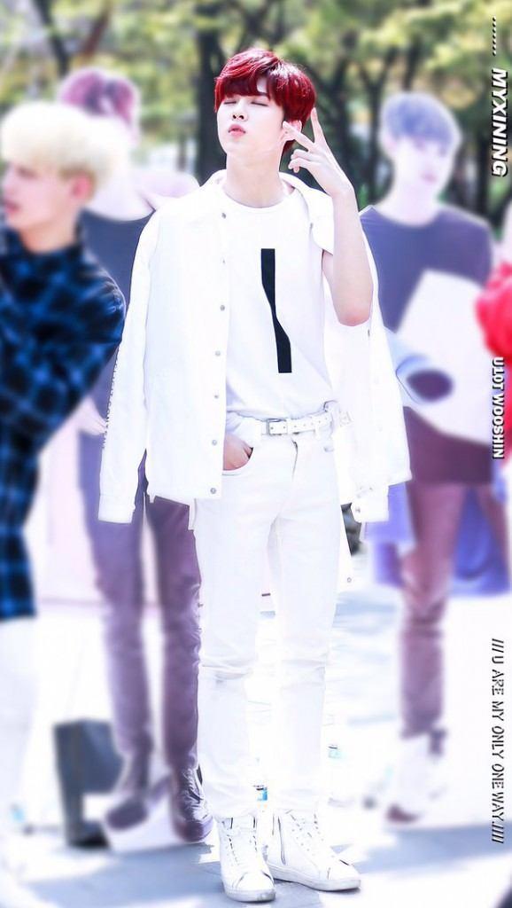 UP10TION Wooshin