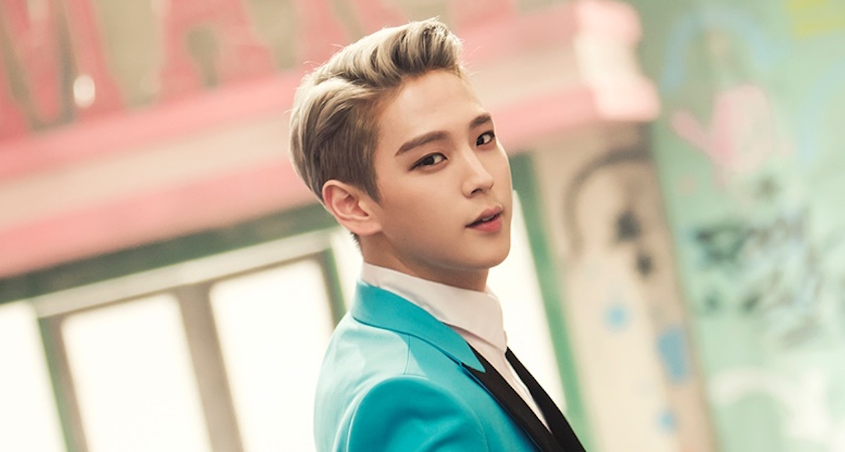 B.A.P's Himchan causes worry after appearing onstage with ...