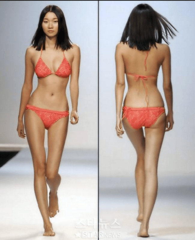 Jang Yoon Joo Wows Fans With A Shocking Lingerie