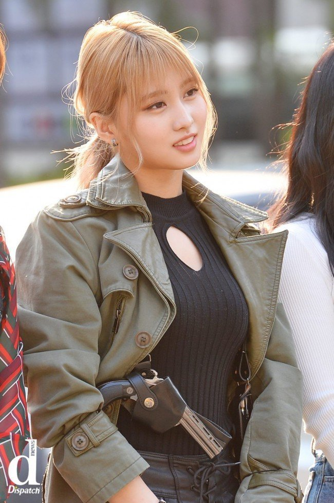 Image: TWICE Momo / Dispatch
