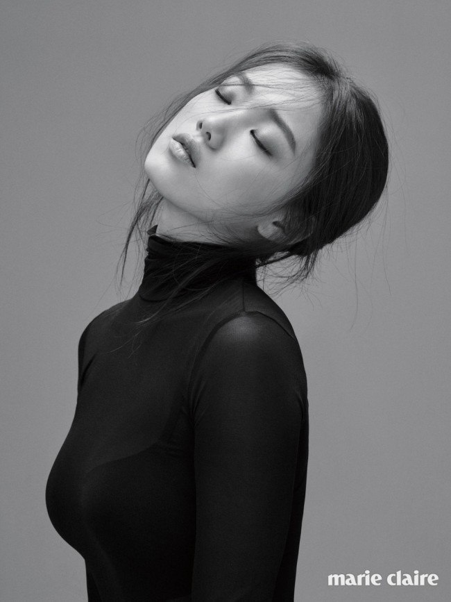YG Model Lee Sung Kyung Proves You Can Be Sexy As Hell