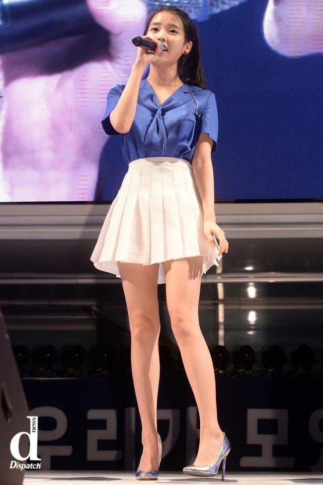 Female Idols Open Skirt Season In Korea With Cute & Sexy