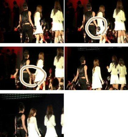 Taeyeon and baekhyun dating rumor