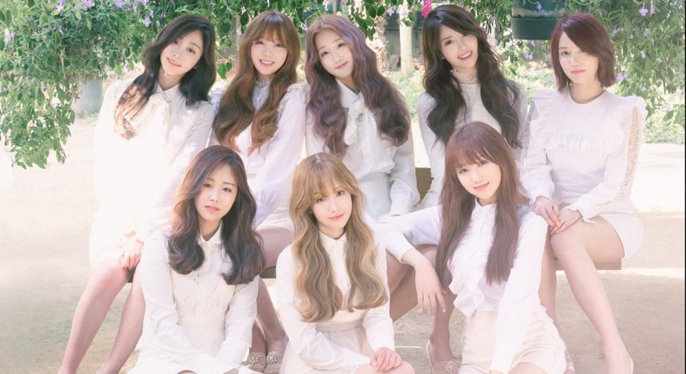 "Image: Lovelyz ""A New Trilogy"" EP"" / Woollim Entertainment"