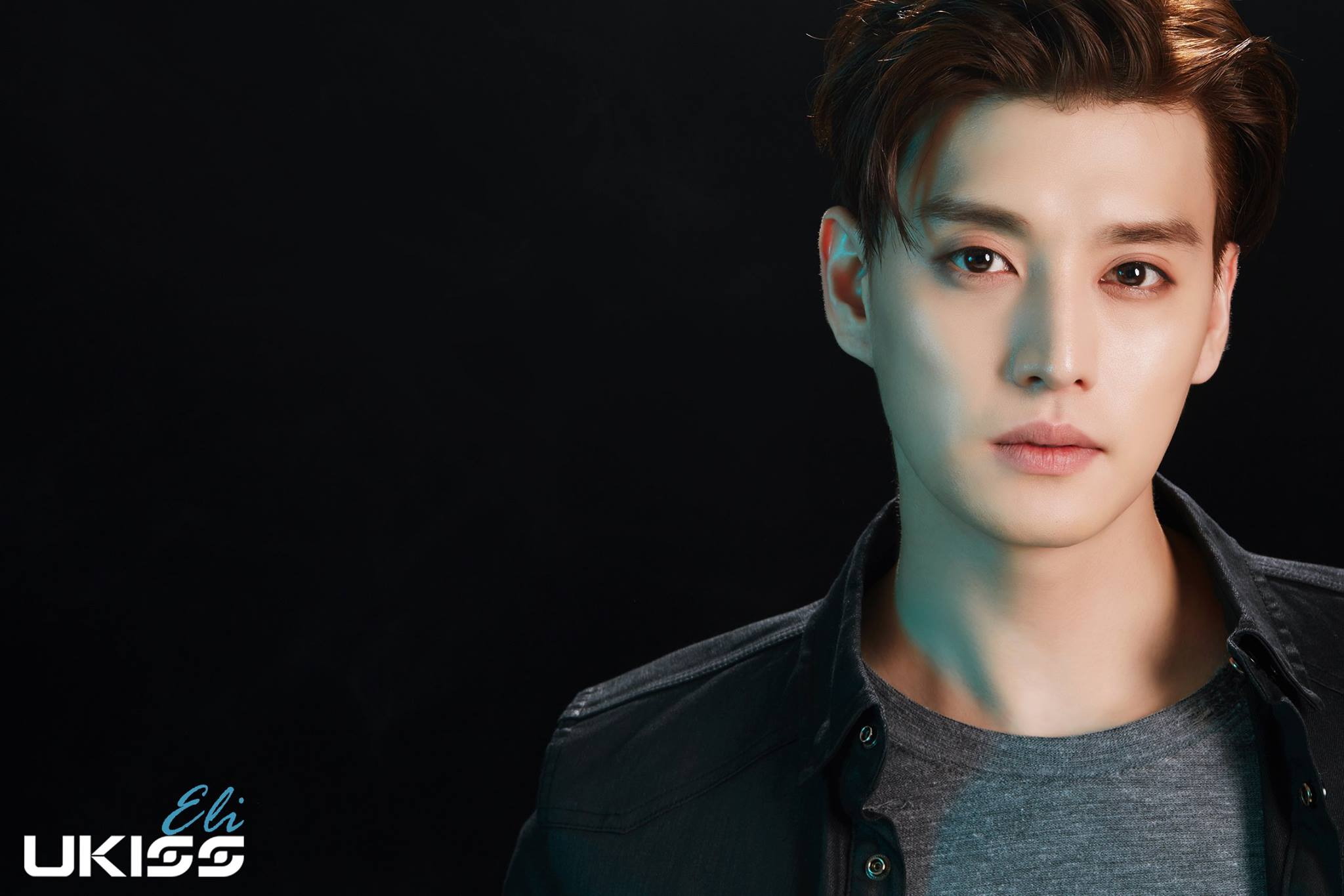 "Image: U-KISS Eli for album ""Stalker"" / NH Media"