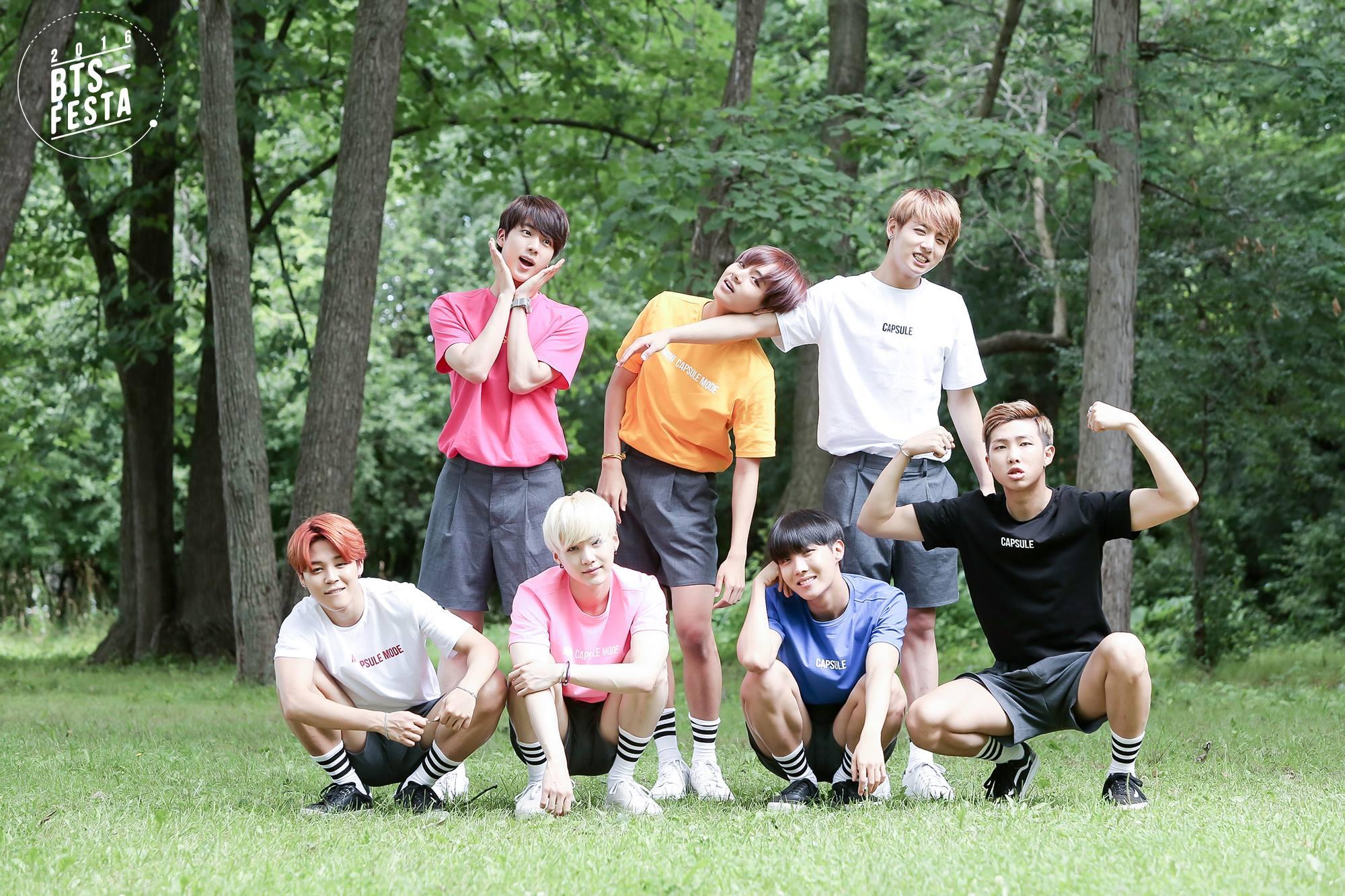Image: BTS 3rd anniversary / Big Hit Entertainment
