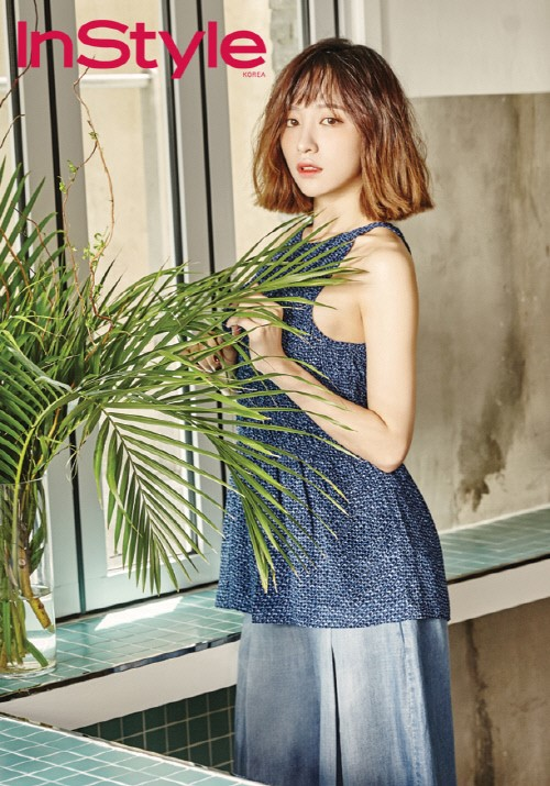 """image: Hani for """"InStyle"""""""