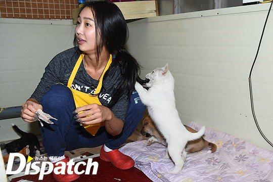 Dispatch Followed SISTAR's Hyorin For A Scandal But ... Hyorin Scandal