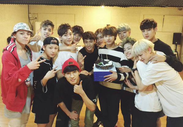Image: SEVENTEEN Jun's Birthday (2015)