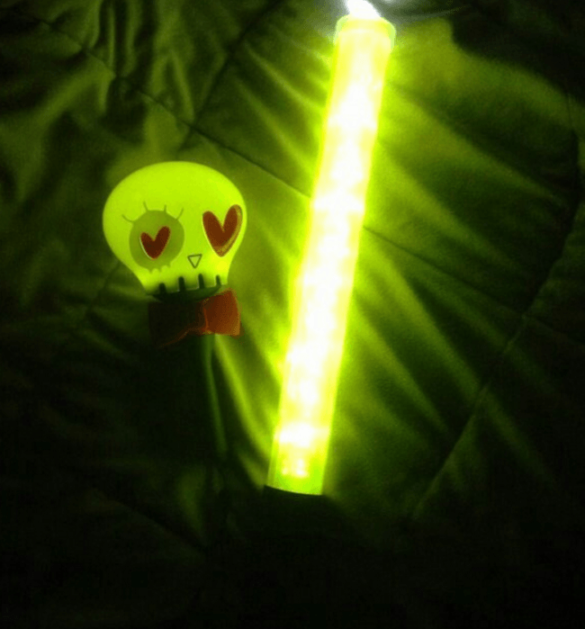 B1A4's lightstick (Photo from Pann)