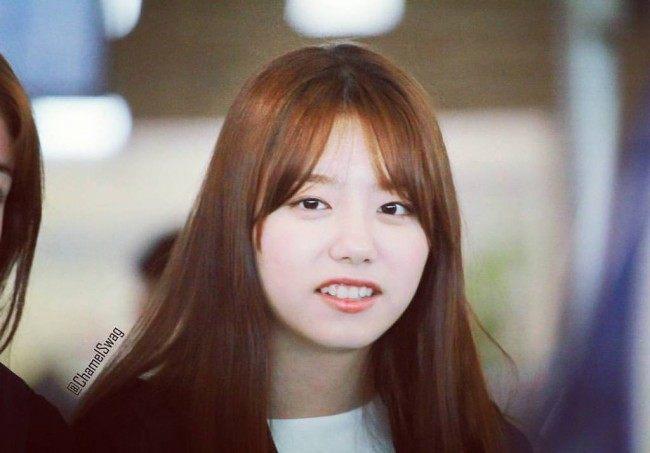 Image: Kim So Hye / Photo taken by @ChamelSwag