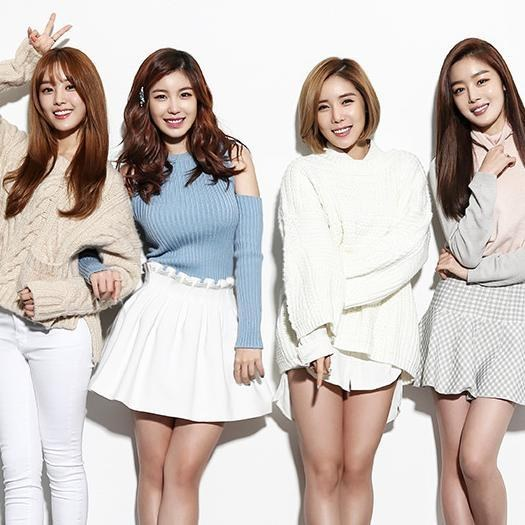 Image: TS Entertainment's girl group SECRET