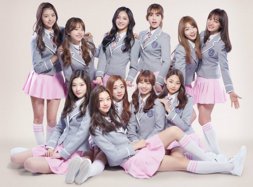 I.O.I Official Facebook